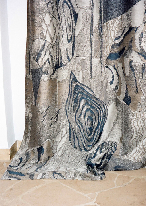 Valentina Cameranesi Sgroi OMEGA jaquard fabric